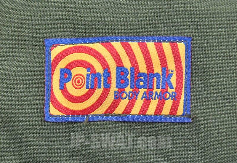 Point Blank Body Armor (ポイントブランク・ボディー・アーマー) コーデュラ・キャリー・ケース