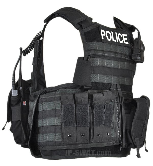 MSA/PARACLETE RMV(Releasable Modular Vest) タクティカル・ボディー・アーマー・ベスト