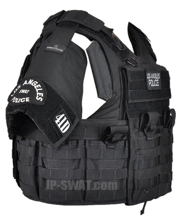 PROTECH(プロテック) FAV MKII タクティカル・ボディー・アーマー・ベスト