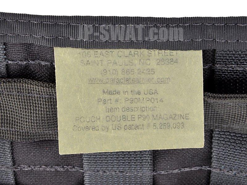 PARACLETE(パラクレイト) FN P90 ダブル・マガジン・ポーチ