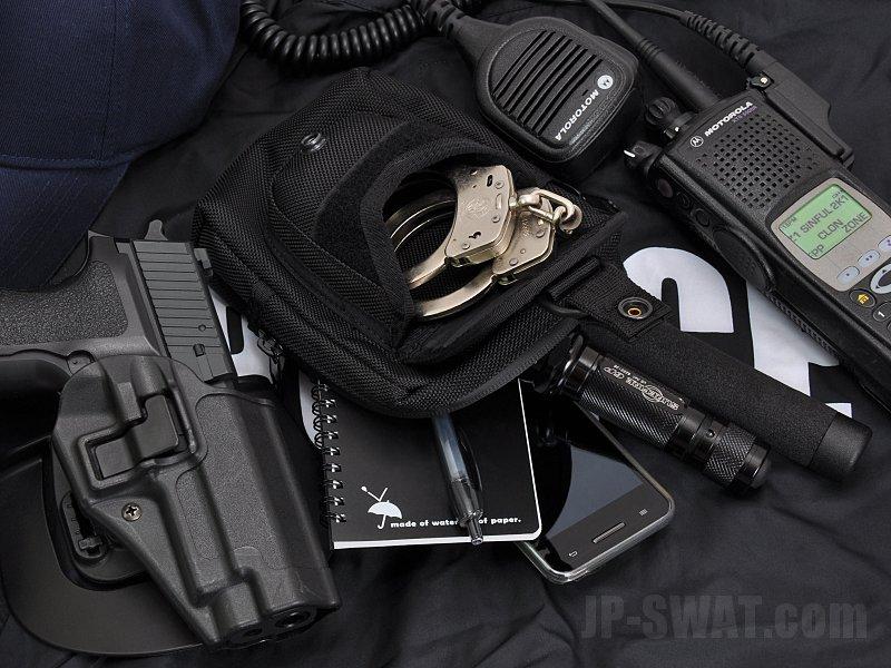 MIL-FORCE(ミル・フォース) ポリス・ウエスト・ポーチ SB-PMH3
