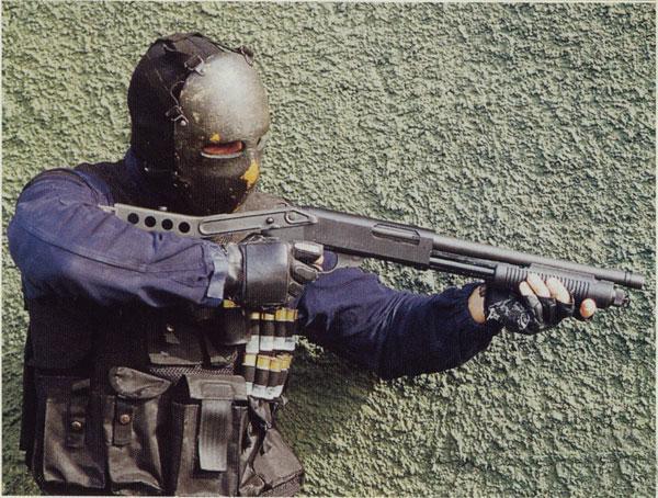 ABA(アメリカン・ボディー・アーマー) TAC-100R バリスティック・フェイス・マスク
