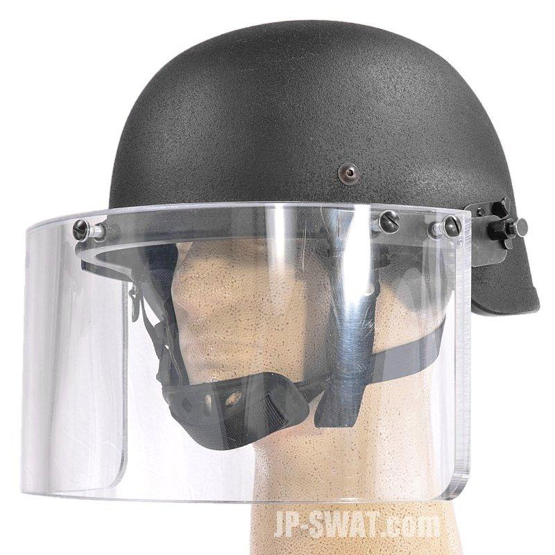 RABINTEX(ラビンテックス)RBH 303S バリスティック ヘルメット / バリスティック フェイス シールド