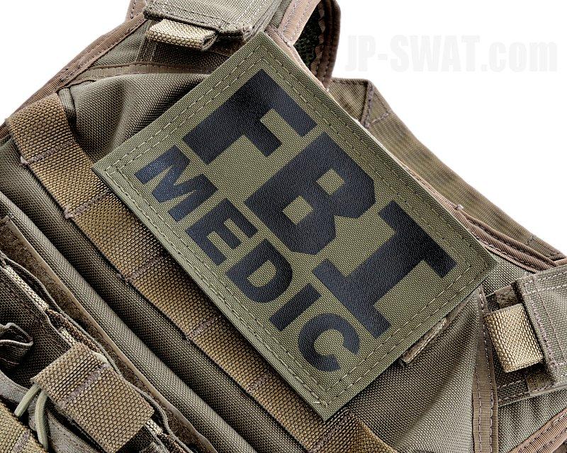 FBI(連邦捜査局) SWAT メディック パッチ