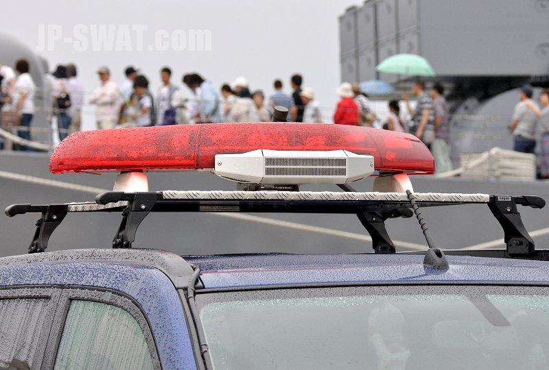 航空救難団新潟救難隊の緊急車両