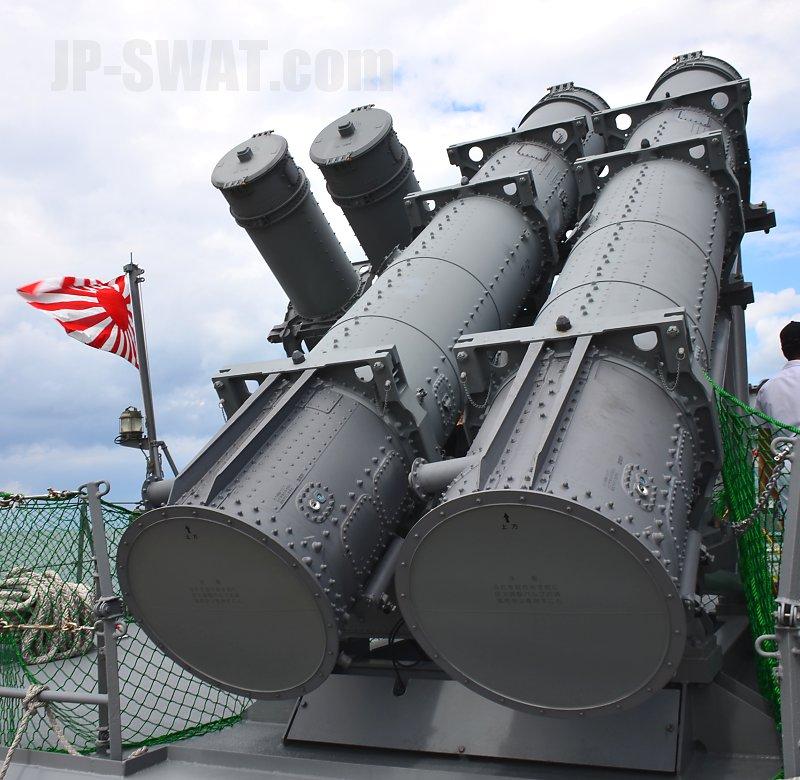 平成29年9月3日 はやぶさ型ミサイル艇 「はやぶさ(PG-824)」、「うみたか(PG-828)」 一般公開