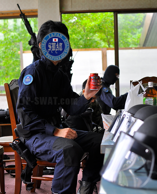 日本警察特殊部隊愛好会(JP-SWAT)