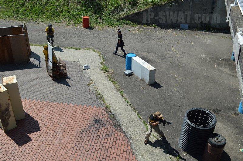 平成28年8月16日 新潟妙高 ICF SVG インドアサバイバルゲームフィールド 平日定例会
