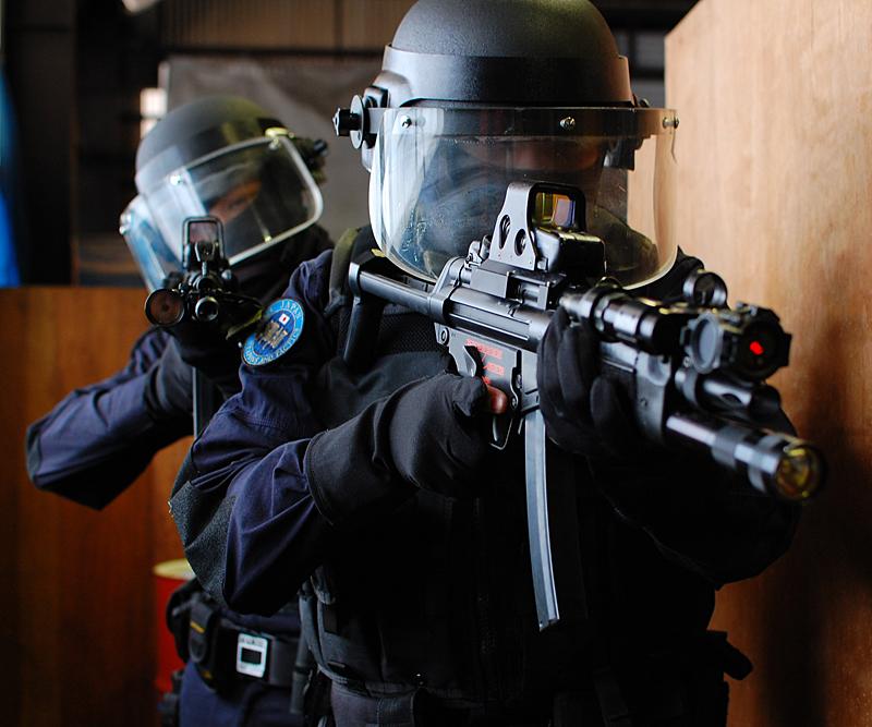 H&K MP5 SMG