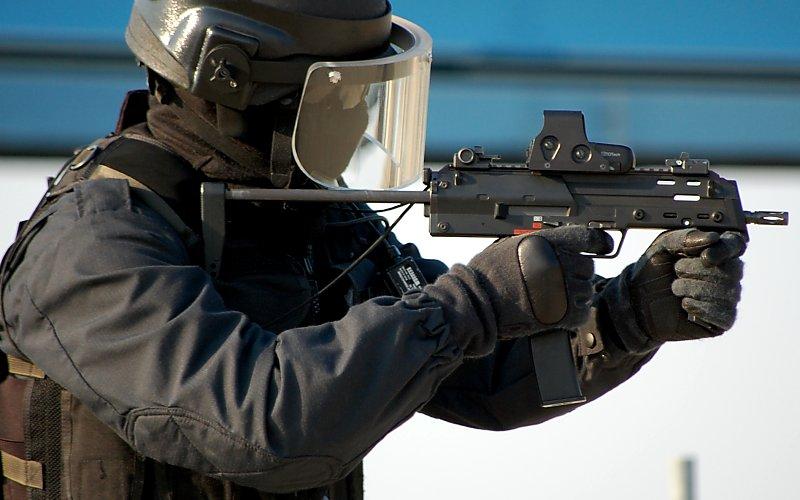 H&K MP7A1
