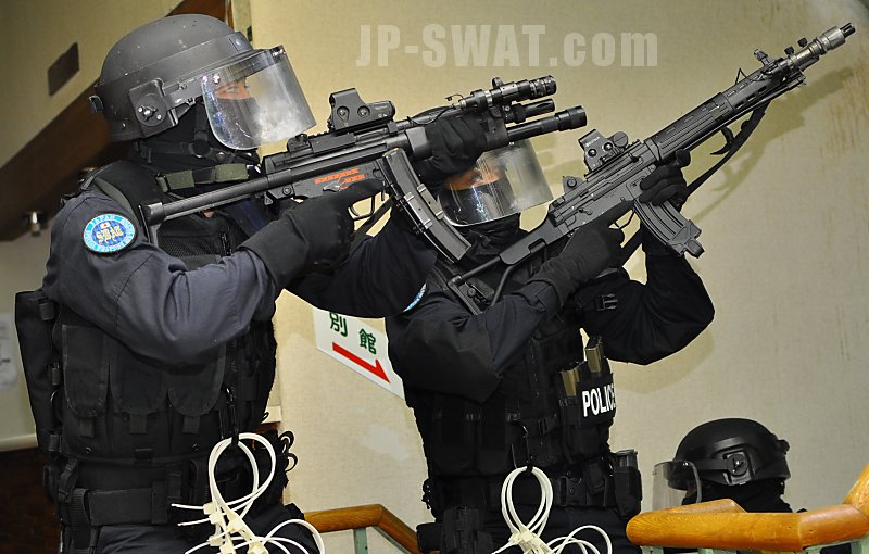 豊和工業 89式5.56mm小銃