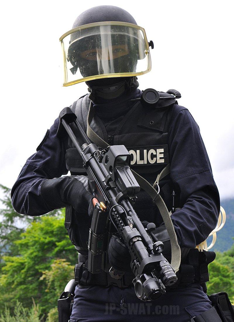H&K G3/MP5シリーズ対応 A.R.M.S.社製 スコープ用クロウ・マウント
