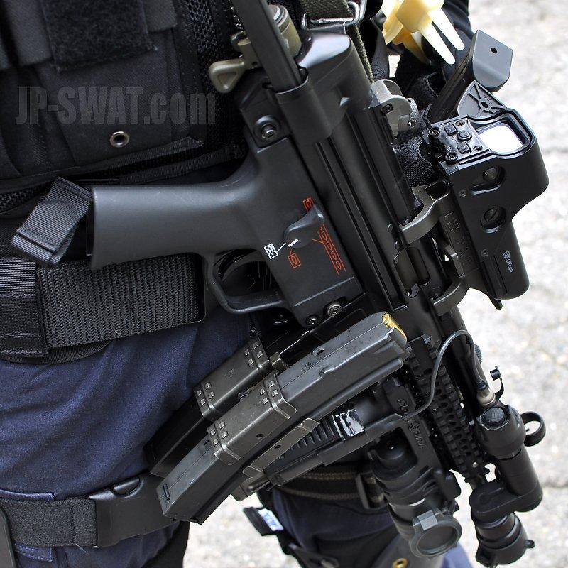 H&K MP5 サブ・マシンガン マガジン・クリップ