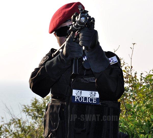 VFC MP5A3 #01 「韓国警察特攻隊(KNP-SWAT)仕様」