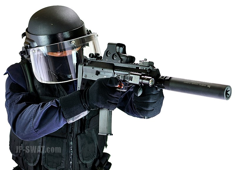 プライマリーウェポン H&K MP7A1