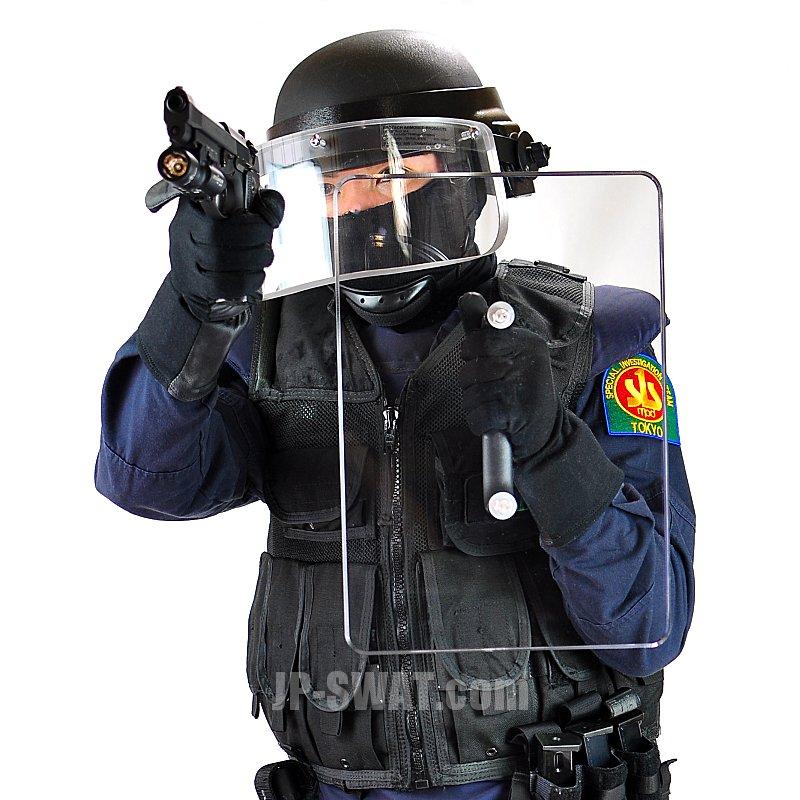 警視庁刑事部捜査第一課特殊犯捜査係(SIT)部隊章 複製品