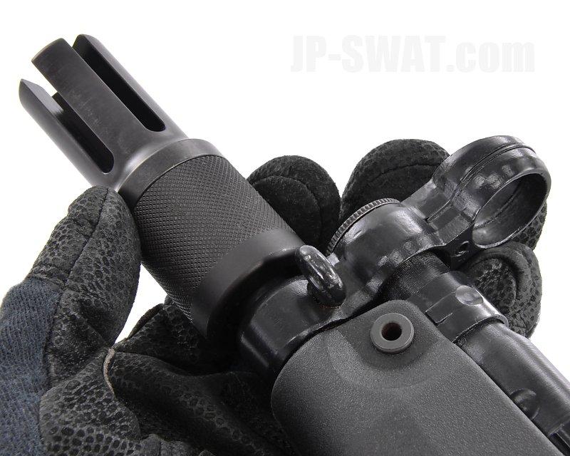 B&T MP5 ボルテックス QD(クイック・デタッチ) フラッシュハイダー