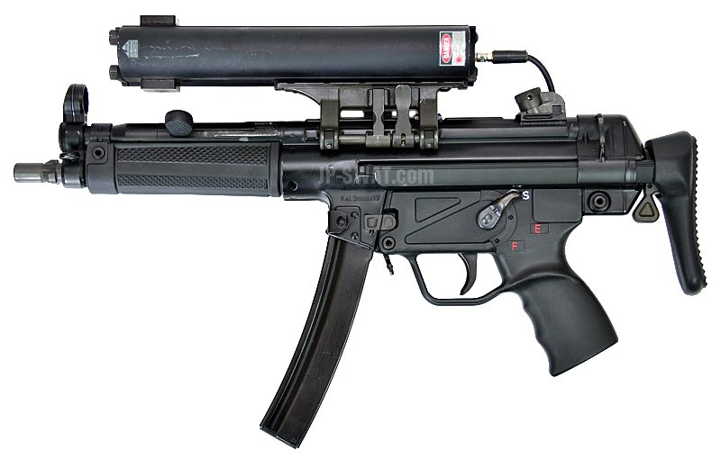 H&K MP5A3 / SUREFIRE Laser Sight