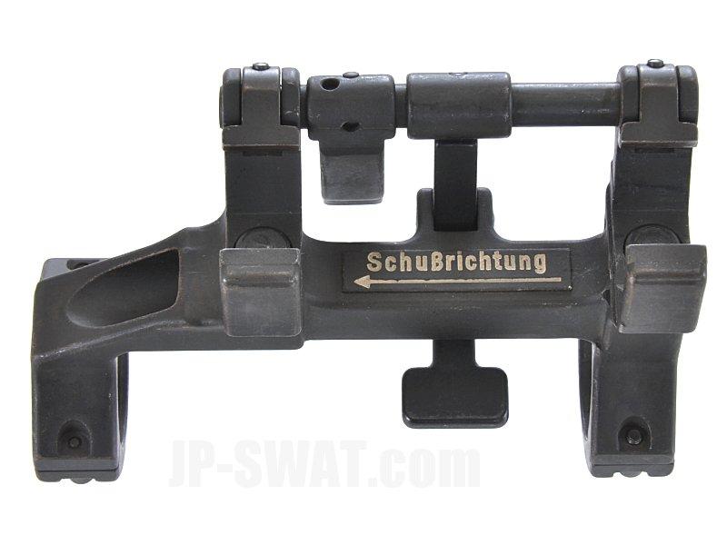 G3/MP5シリーズ対応 H&K社製 30mm スコープ・リング付きクロウ・マウント