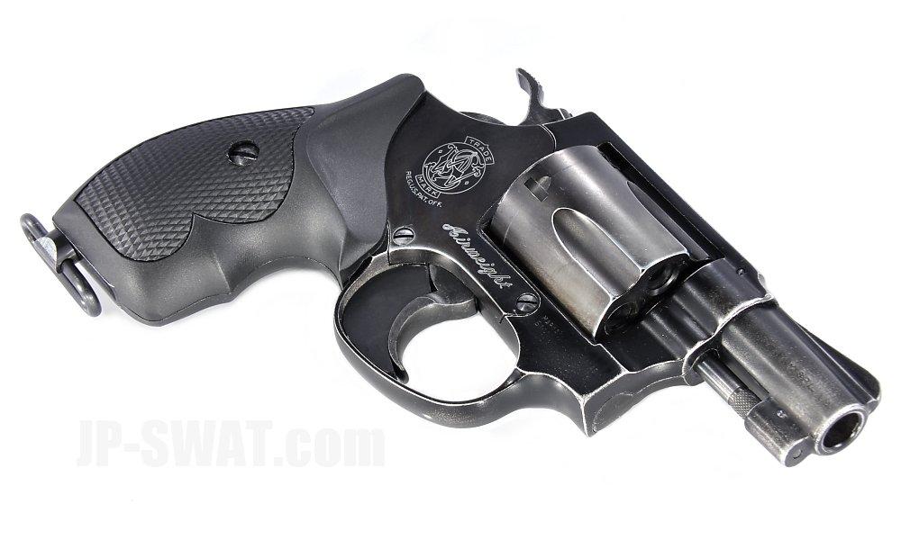 M.D.N. CORPORATION 日本警察仕様回転式拳銃用安全ゴム(複製品)
