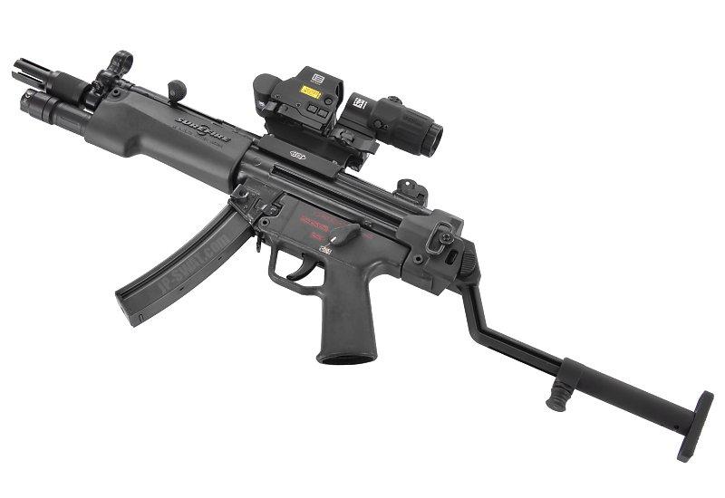 B&T MP5 アジャスタブル・ヘルメット・ストック BT-20156