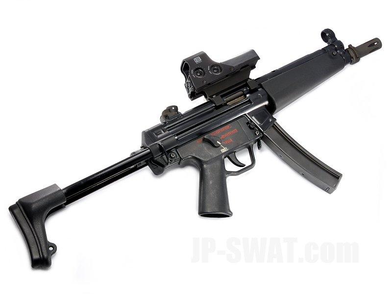 H&K MP5Fタイプ リトラクタブル・ストック