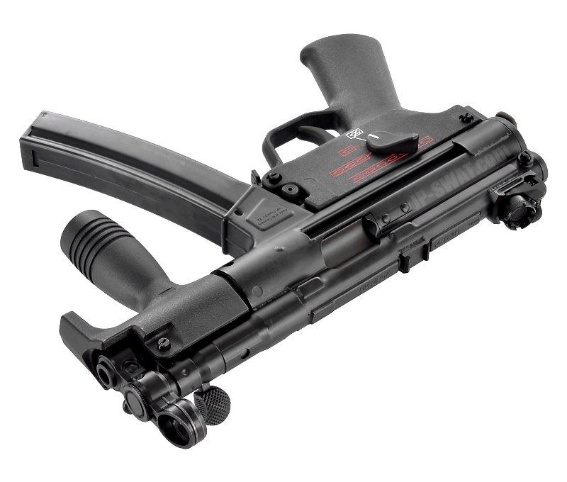 H&K MP5K 4ポジション・アンビデクストラス・トリガー・ハウジング