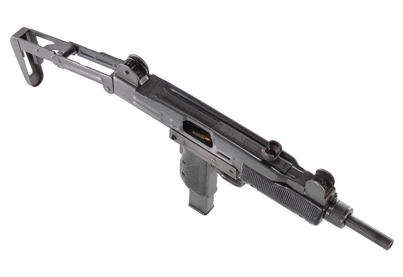 無可動実銃 IMI UZI サブ・マシンガン