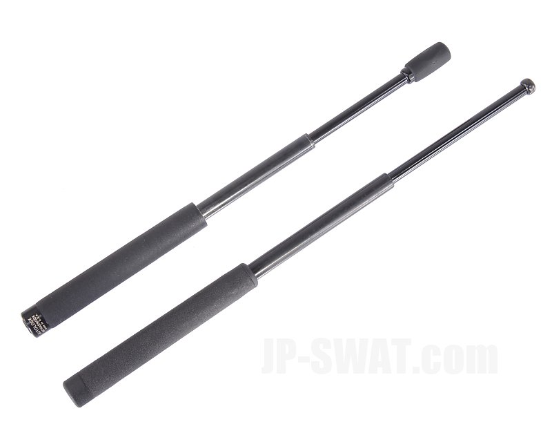 MONADNOCK AutoLock Expandable Black Chrome Baton F18(モナドノック オートロック バトン F18)