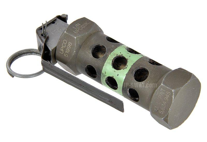 M84 スタングレネード(特殊音響閃光弾)