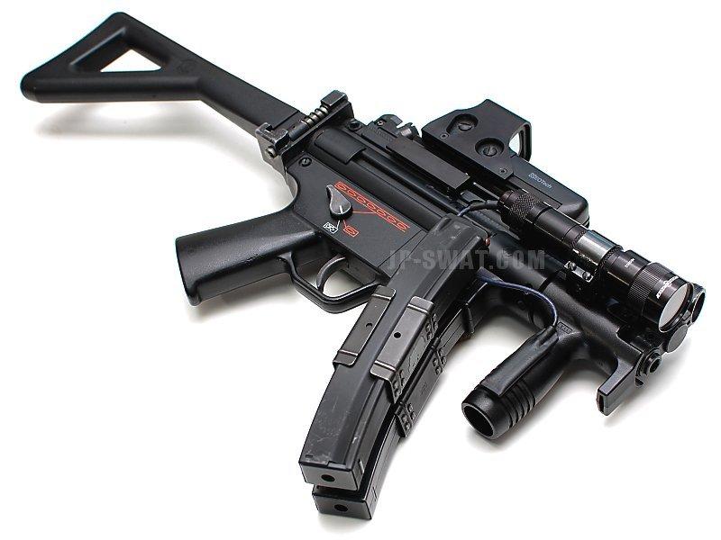 H&K MP5KA4 PDW