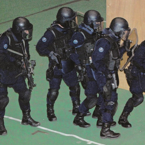 G3/MP5シリーズ対応 H&K社製 スコープ用クロウ・マウント